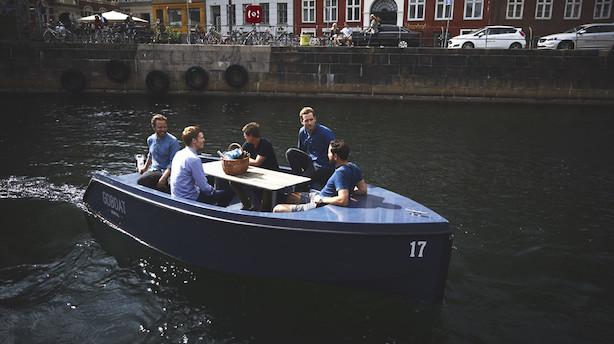 Goboat-drengene bader i succes: Vil være førende i hele verden