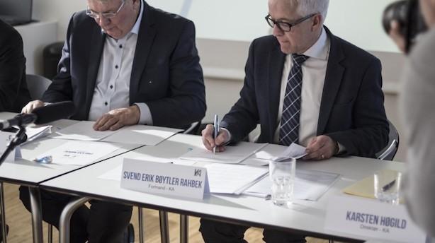 Debat: Den danske model er mere end LO