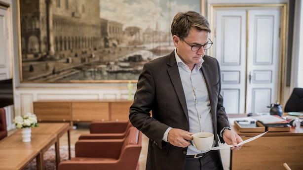 Kronik: Erhvervslivets lobbyspidser hentes på Slotsholmen