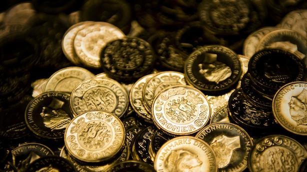 Kronik: Det kræver tillid at omdanne papir til penge