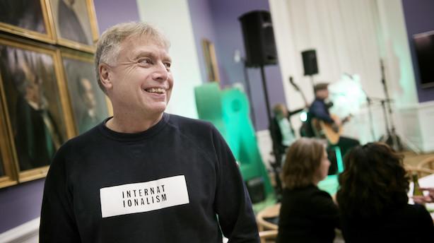 Børsen mener: Uffe Elbæk og den rigtige side af historien