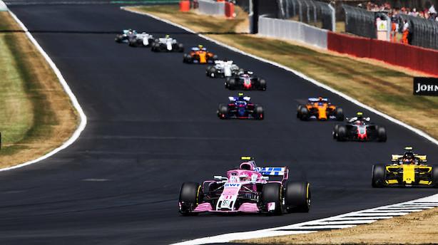 Børsen mener: Hold op med at lurepasse, få Formel 1 til København