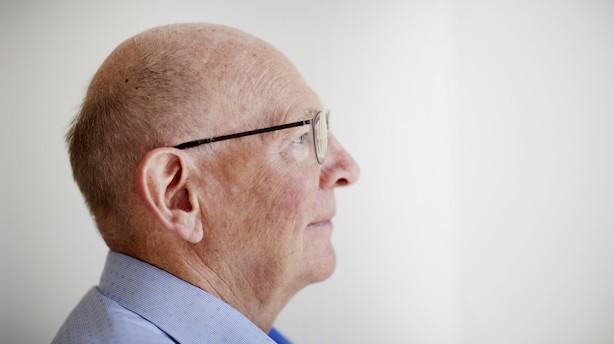 """Niels Due Jensen forlod sit livsværk: """"Det er drømmen om et nyt liv, hvor jeg kan begynde at rejse igen"""""""