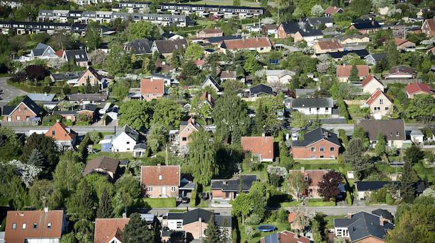 """""""Nødvendigt, men også naturligt, at der kommer en større realisme i forhold til, hvor højt boligpriserne reelt kan komme op"""""""