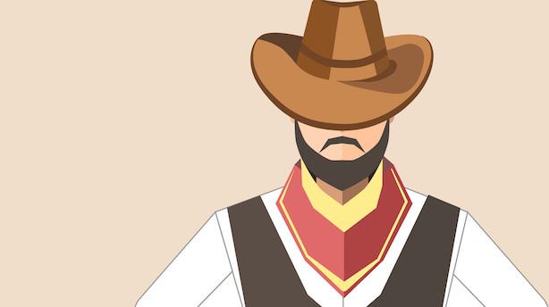 Kronik: Cowboys skal også turde vise sårbarhed