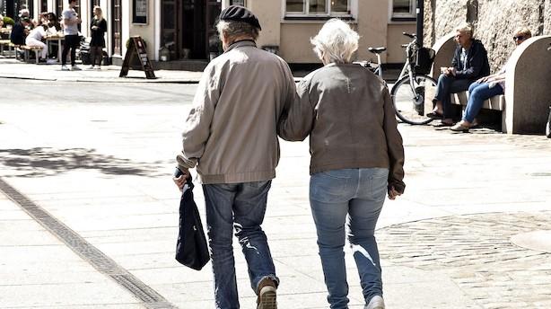 """De ældre er jobmarkedets vindere: """"Vi ansætter folk over 55 år, fordi det er det bedste"""""""
