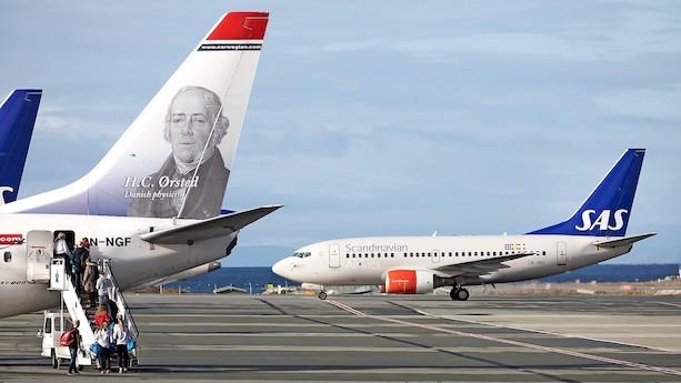 Flybilletter til asiatiske storbyer styrtdykket: Men er bunden nået?