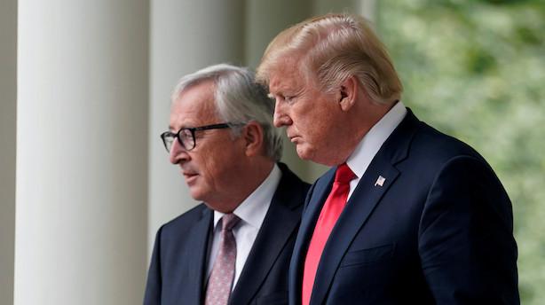 Børsen mener: Stærkere EU er modsvaret til Trumps linje