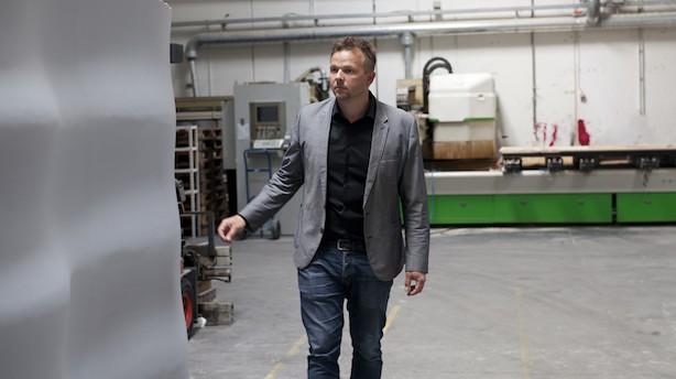 """Anders Bundsgaard om børsnoteringen af Odico: Vi havde det nok lige som Nasa, når de trykker på knappen til en af deres raketter"""""""