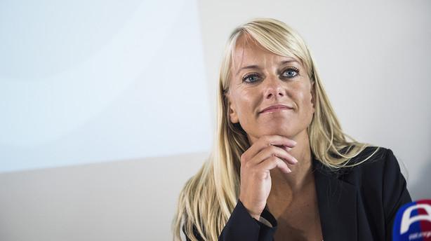 Børsen mener: Det her er bluf fra Pernille Vermund