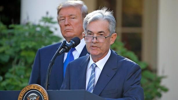 Christensen: Fed kan koste Trump præsidentposten