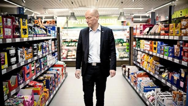 200 friske millioner til Aldi: Skal forandre 150 butikker