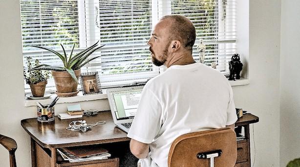 """Morten Pape: """"Jeg fandt ud af, at bedriften var overhovedet at skrive en toer"""