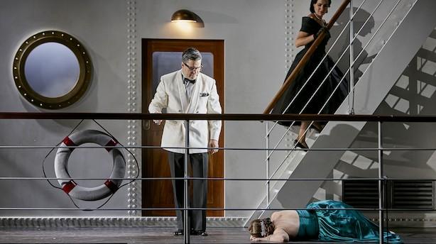 Anmeldelse: Uhyggelig opera virker som Hitchcock i musikalsk form