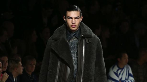 Efterårets nye garderobe til ham: Legesyge tern, den nye frakke og underspillet western-stil