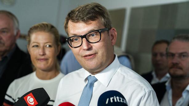 Troels Lund vil straffe dårlig jobindsats