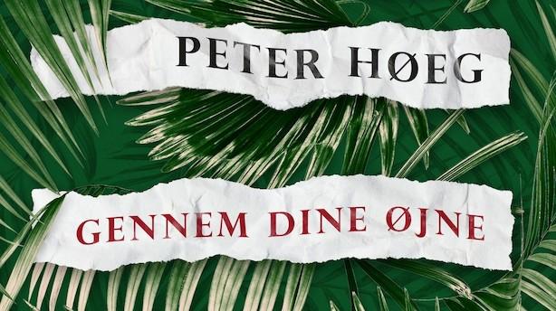 Anmeldelse: Ny Peter Høeg-roman er interessant som tankeeksperiment