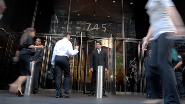 Spekulationerne lever videre 10 år efter Lehman Brothers' Krak