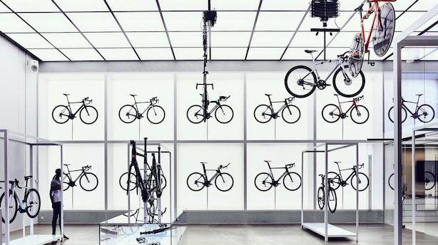 Fremtidens cykelbutik skal være en nærmest religiøs oplevelse