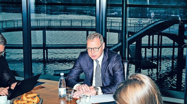 Niels Lunde: Han er favorit som ny Finans Danmark-formand