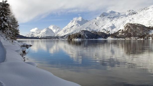 Find vej til skiløbernes gudesmukke enklave i skyggen af St. Moritz