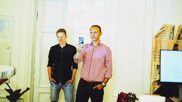 Stiftede dansk it-firma for fire år siden og sælger nu til Apple: Ingeniører scorer 200 mio kr