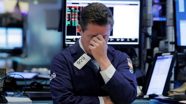 Før tunge aktiedyk: Advarslen kom fra små aktier