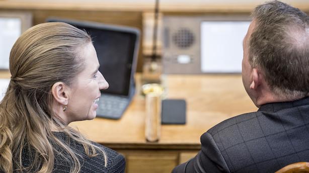 Børsen mener: Danmark har brug for en stærk statsminister - ikke et stærkt statsministerium
