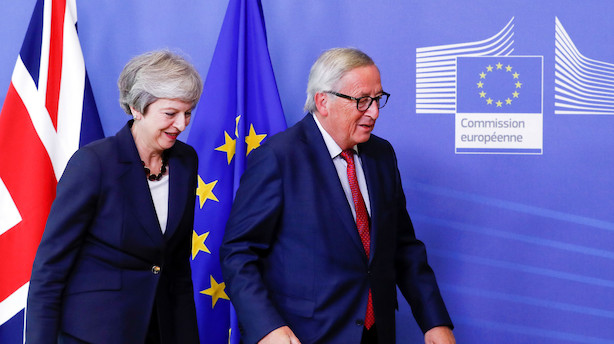 May: Brexit-aftale kan landes inden for dage eller uger