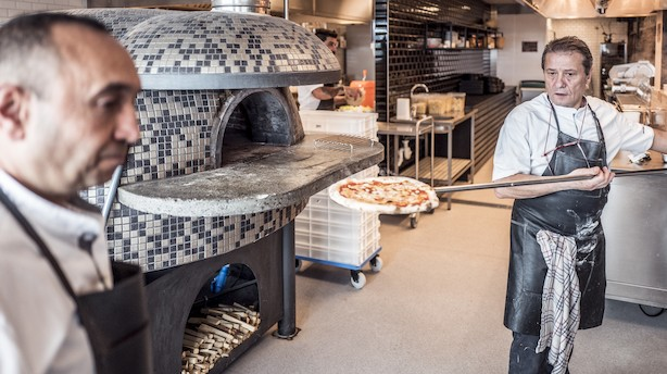 Det lille pizza-mirakel ved Vejle-motorvejen