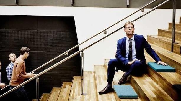 Cowi-boss om sammenbrud i politiske forhandlinger: Det vil koste omsætning
