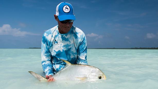 Astove-atollen nord for Madagaskar er en fluefiskers vådeste drøm