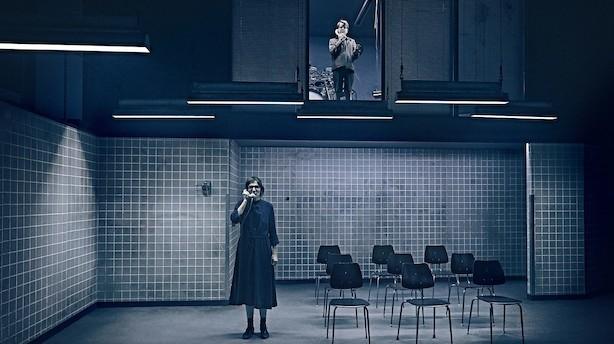 """3 stjerner til """"Dancer in the dark"""" på Aarhus Teater"""