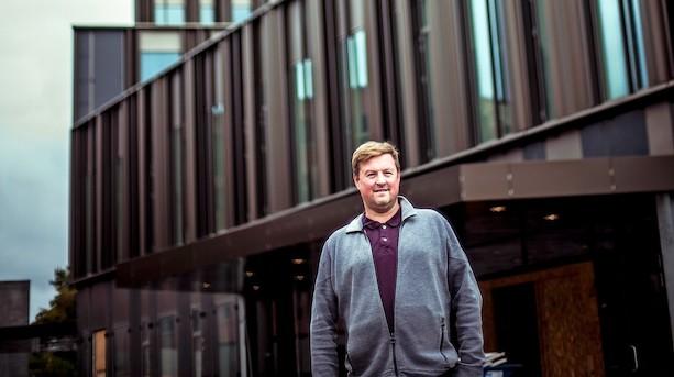 Jesper Koch i spidsen for Hotel Alsiks gastronomiske linje