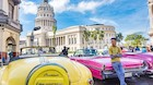 Flaskehalsen peger på berusende oplevelser i Havana