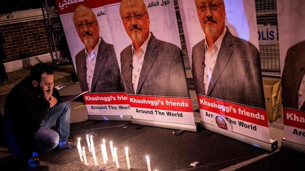 Kronik: Khashoggi-sagen kan blive afgørende for magtbalancen i Mellemøsten