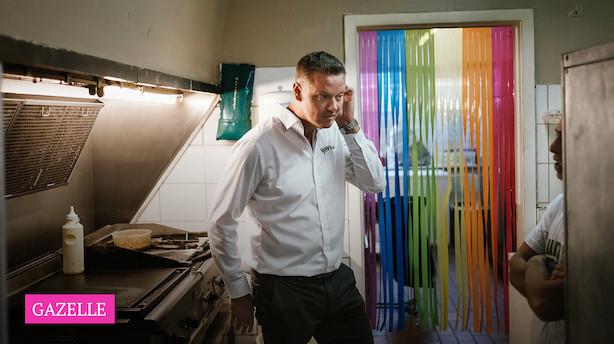 Morten Larsen skabte Hungry i baghave