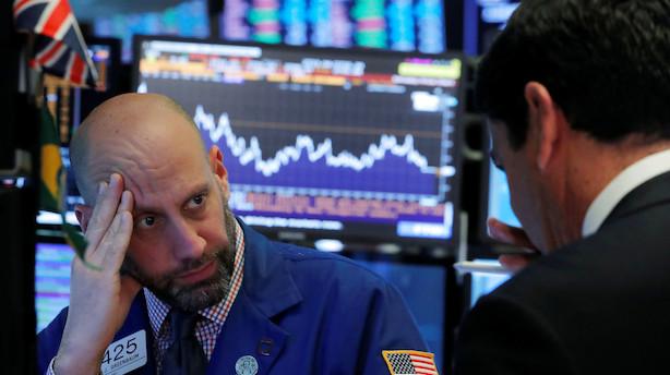 Langmack: Aktieuro skaber nervøsitet hos investorerne