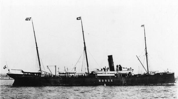 Danmarks Titanic: Søren Flott vil fortælle historien om den værste skibskatastrofe i verdenshistorien