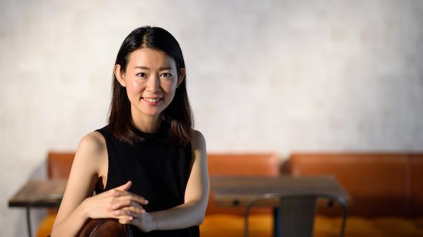Fra Goldman Sachs til fejlslagen kunstner til startup dronning og hun er bare 34 år