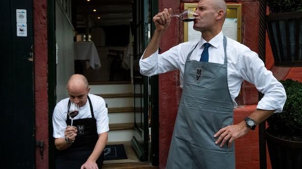 Madanmeldelse af Restaurant MA fra pleasure.borsen.dk
