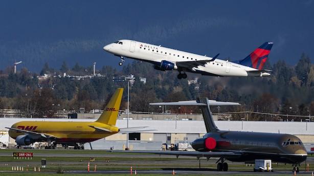 Flyselskaber ønsker ikke at du skal flyve på basis-economy