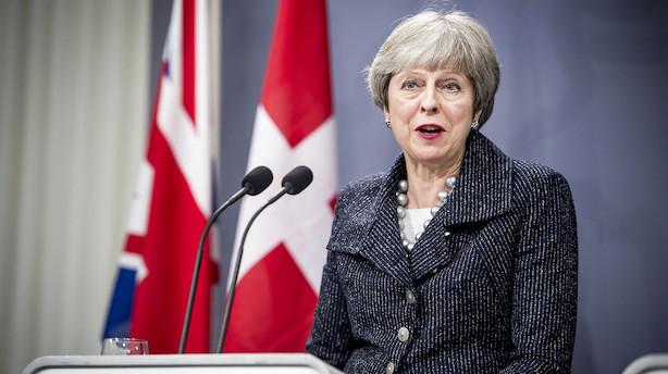 Lundsgaard: Brexit er et stort tab - også for Danmark