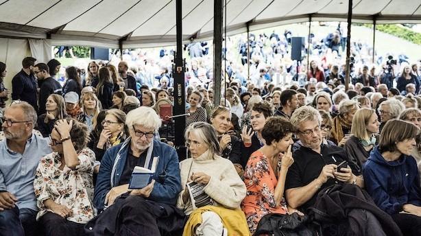 Forfattermøder, læsegrupper, og litteraturfestivaler hitter: Bogen er blevet en rockstjerne