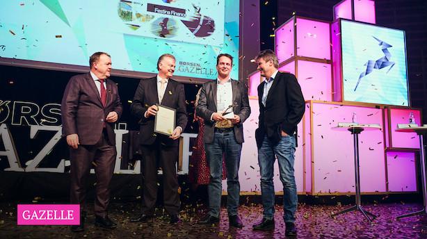 Her er Danmarks hurtigst voksende virksomhed: De skabte vækstmirakel fra villakvarter i Værløse - 48-doblede salget på fire år