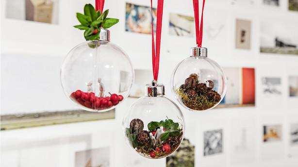 Lav julekugler som en arkitekt og to andre tips til din weekend