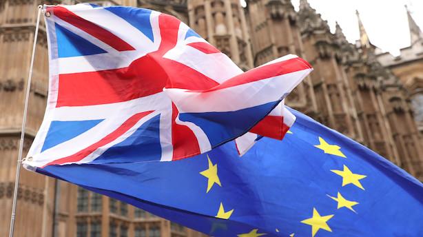Kronik: Lad os få brexit bag os - smertefuldt eller ej