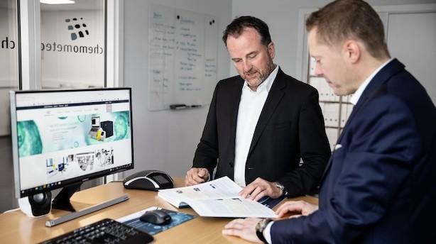 Succesfuld trekløver: Tre danske aktier i plus med over 100 pct i år