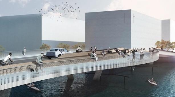 Indvi københavns nye cykelbro - og to andre tips til din weekend
