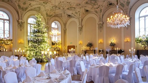 Denne restaurant har brugt 1200 år på at skabe den perfekte julemiddag